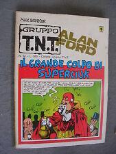 ALAN FORD GRUPPO T.N.T. #  52 - MAGNUS & BUNKER - OTTIMO