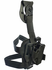 Orpaz Glock Drop-Leg Thigh Holster Thumb Level 2, Rotation & Tension Adjustment