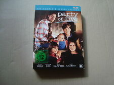PARTY OF FIVE 1st Season ERSTE STAFFEL limited DIGIPAK edition Matthew Fox