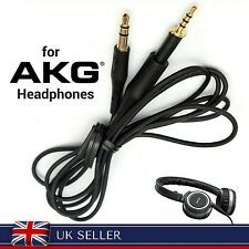 Replacement Audio Cable Wire for AKG K450 K430 K480 K451 K452 Q460 Headphones