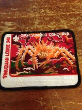 Timuquan Lodge #340 2004 Summer Conclave Spiny Lobster OA Order of the Arro D133