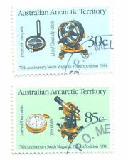 Australian Antarctic Territory-Magnetic pole expedition fine used cto