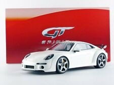 GT Spirit 2015 PORSCHE 911 991 RUF Tuning RGT White 1/18 Scale LE of 991 New!