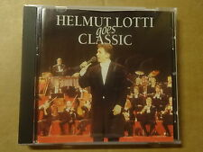 CD / HELMUT LOTTI GOES CLASSIC