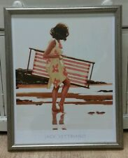 Sweet Bird Of Youth by Jack Vettriano Deluxe Framed Art Print Romantic