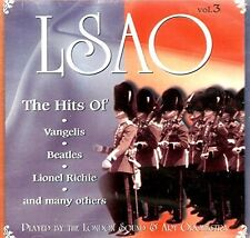 London Sound & Art Orchestra LSAO 3-The hits of Vangelis, Beatles, Lionel.. [CD]