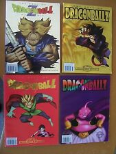 The Best of Dragonball Z Nos 2, 3, 10 & 11 Unofficial Guide to Cards & Games