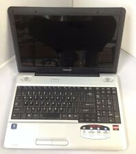 "Toshiba Satellite Notebook 15.6""  L505D-s5007 AMD Laptop Part or Repair As Is"