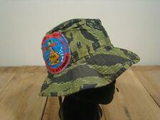 Vietnam WAR Tiger Stripe-9th Special OPS SQuadron-Hat-Snoopy Red Barron-Authenti