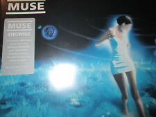2 x CLEAR Vinyl LP MUSE - Showbiz • Warner • sealed copy
