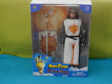MONTY PYTHON HOLY GRAIL KING ARTHUR ACTION FIGURE 12 INCH  FACTORY SEALED BOX