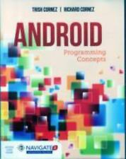 Android Programming Concepts by Patricia Cornez, Trish Cornez and Richard...