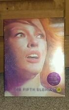 The Fifth Element Bluray Steelbook - KimchiDVD FullSlip A1 - Milla Jovovich #217