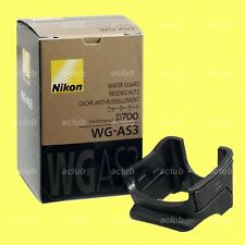 Genuine Nikon WG-AS3 Water Guard WGAS3 for D700 SB-900 SB-910 SB-700