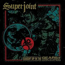 Caught Up In The Gears Of Application - Superjoint (2016, CD NIEUW)