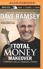 The Total Money Makeover: A Proven Plan by Dave Ramsey [MP3 CD - Audiobook] NEW