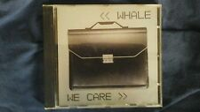 WHALE - WE CARE. CD