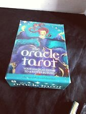 The Oracle Tarot Cards Deck Lucy Cavendish Fortune Telling Cards Wicca 2003