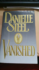 VANISHED BY DANIELLE STEEL BOOK in Good Used Condition
