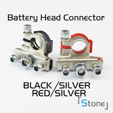 2pcs Heavy Duty Battery Terminal Connector For Cars Automobiles Boat Truck 4X4