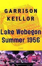 BUY 2 GET 1 FREE Lake Wobegon Summer 1956 by Garrison Keillor (2001, Hardcover)
