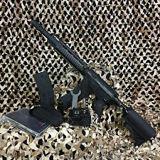 NEW Tiberius Arms T15 First Strike Mag & Hopper Fed Paintball Marker Gun - Black