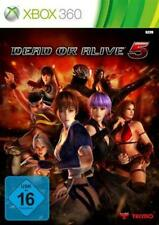 Xbox 360  Dead or Alive 5 Beat em up Top Zustand