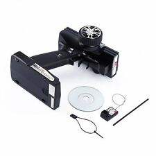 Flysky FS-GT3B 2.4G 3CH Transmitter With Receiver Fail-Safe For RC Car Boat BH