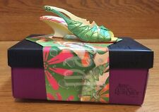 Just the Right Shoe 25595 NEW LEAF Miniature Resin Shoe Figurine w/COA