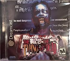 Typing of the Dead (Sega Dreamcast, 2001) BRAND NEW SEALED -FREE U.S. SHIP -NICE