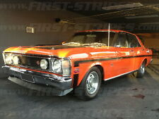 """FORD XW GT HO FALCON STRIPES """"FREE SUPER ROO DECALS"""""""