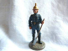 Figurine pompier Delprado - British fireman fire dress 1890 - Tenue de feu  G-B