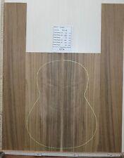 Tonewood Ovangkol 10110 Figured Tonholz Guitar Builder Acoustic Backs Site SET