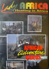 Lady Africa Big Game Hunting in Africa by DVD African Adventure Videos