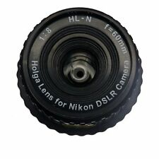 IT - GENUINE HOLGA Lens HL-N for Nikon DSLR Camera