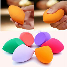 Pro Foundation Sponge Blender Puff Egg Perfect Powder Smooth Beauty Random