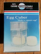 NEW Egg Cuber Square Egg Press