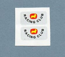 CORGI TOYS GS6 GS25 GIFT : VW RECOVERY RACING CLUB autocollant portes / sticker