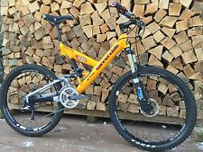 Cannondale Uber V Fox Vanilla L Worldwide Express XTR super Fantastic!