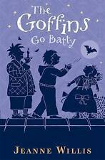 The Goffins Go Batty, Jeanne Willis, New Book
