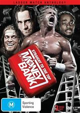 WWE: STRAIGHT TO THE TOP - Money in the Bank DVD *3-Disc Set *REGION 4