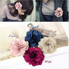 New Fashion Woman Lady Peony Flower Hair Clip Hairpin Brooch Accessories Beach