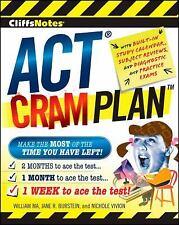 CliffsNotes ACT Cram Plan Cliffsnotes Cram Plan - Vivion, Nichole - Paperback