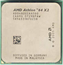 AMD Athlon 64 X2 4800+, AM2, 2,5 GHz, FSB 1000, 1 MB L2, ADO4800IAA5DO, 65 Watt