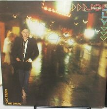 """Joe Ely """"Down On The Drag"""" LP Signed AUTOGRAPHED BY JOE ELY! /1979 #MCA 3080"""