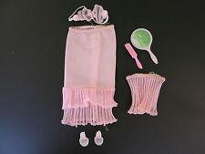 Vintage Barbie Fashion Undergarments #919  Pink Lingerie Ensemble /Japan