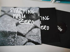 LP VA Starting From Zero -Hardcore Compilation (24 Song) CRUCIAL RESPONSE SXE