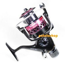 YOSHIKAWA Bait-feeder Spinning Reel 5000 5.5:1/11 Beach Fishing Flathead 6RSJM5