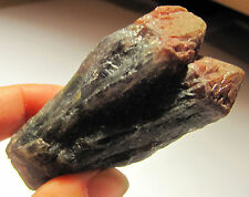 Red Cap Auralite 23 Amethyst Canada Super Seven Sister Crystal Point LG #14