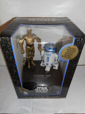 STAR WARS ELECTRONIC TALKING BANK C3PO & R2D2 1995 NEW IN BOX THINKWAY TOYS